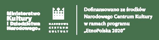 Alfabet Tradycji projekt dofinansowany ze środków NCK